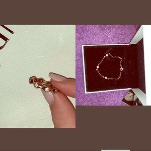Jewelry - Set Pandora 💯 authentic